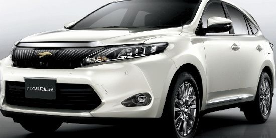 Toyota Harrier parts in Luanda N'dalatando Soyo