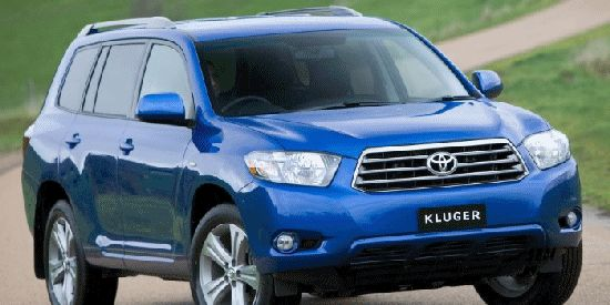 Toyota Kluger parts in Luanda N'dalatando Soyo