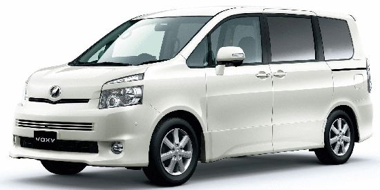 Toyota Voxy parts in Luanda N'dalatando Soyo