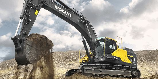 Volvo heavy machinery parts in Luanda N'dalatando Soyo
