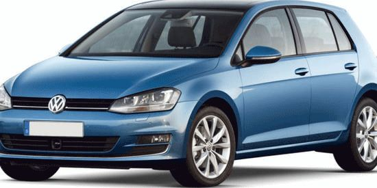 Volkswagen Golf parts in Algiers Boumerdas Annaba