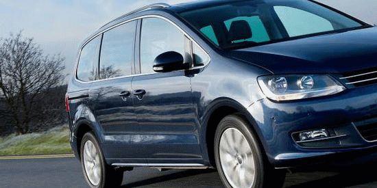 Volkswagen Sharan parts in Algiers Boumerdas Annaba